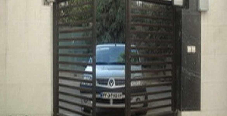 درب اتوماتیک پارکینگ ELESSA - السا