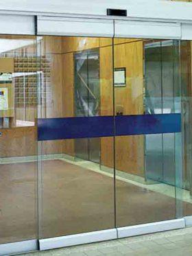 درب شیشه ای مغازه با قیمت مناسب