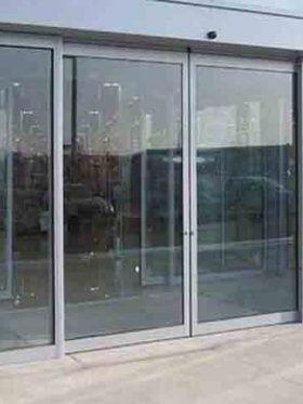 مزایای درب اتوماتیک شیشه ای