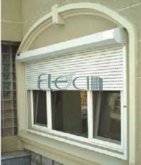 انواع کرکره برقی پنجره